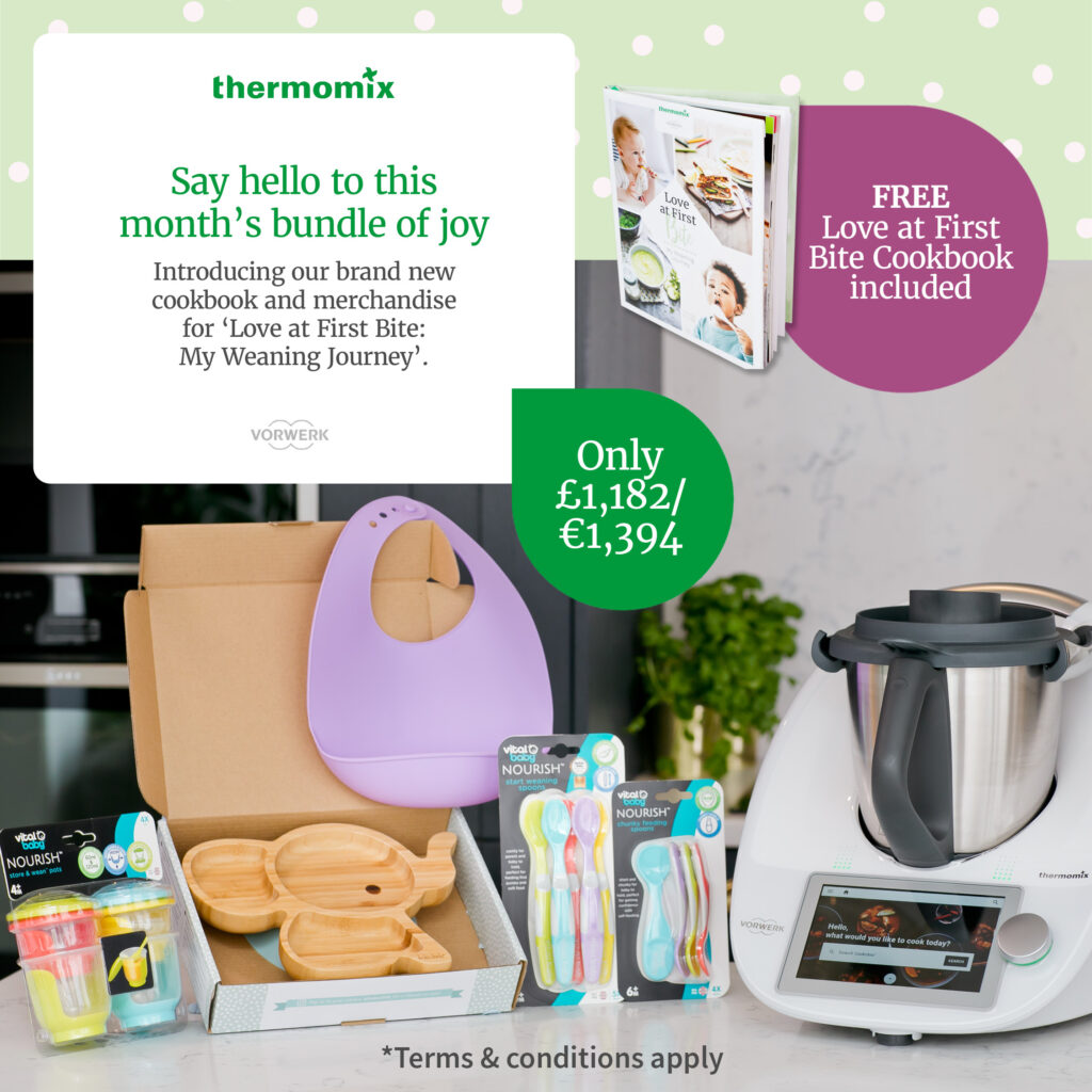 Thermomix baby book